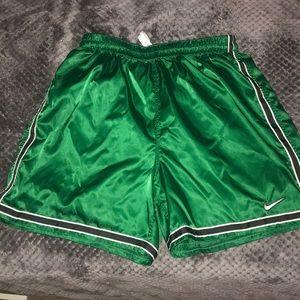 Vintage Nike athletic shorts